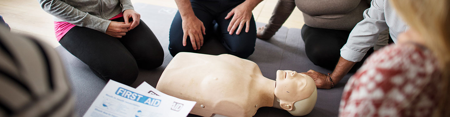 Deer Ridge First Aid Training Courses